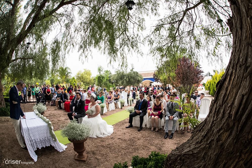 5 sitios increibles para bodas al aire libre en murcia - Sitios para bodas ...