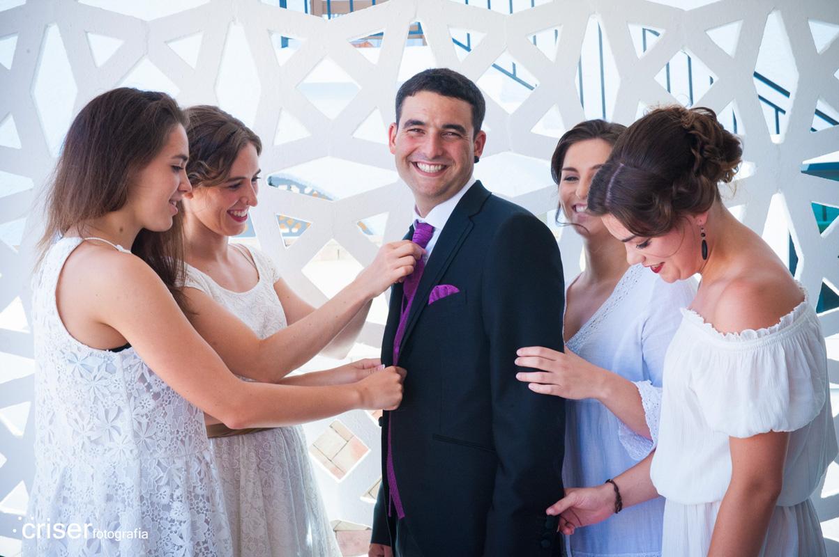 boda en la playa mazarron criserfotografia 11