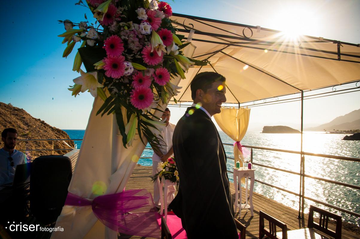 boda en la playa mazarron criserfotografia 33