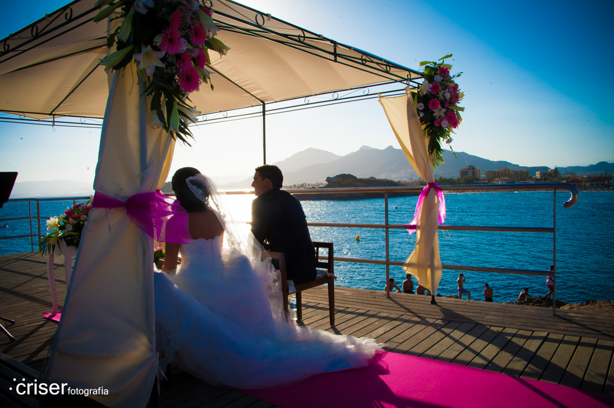 boda en la playa mazarron criserfotografia 35