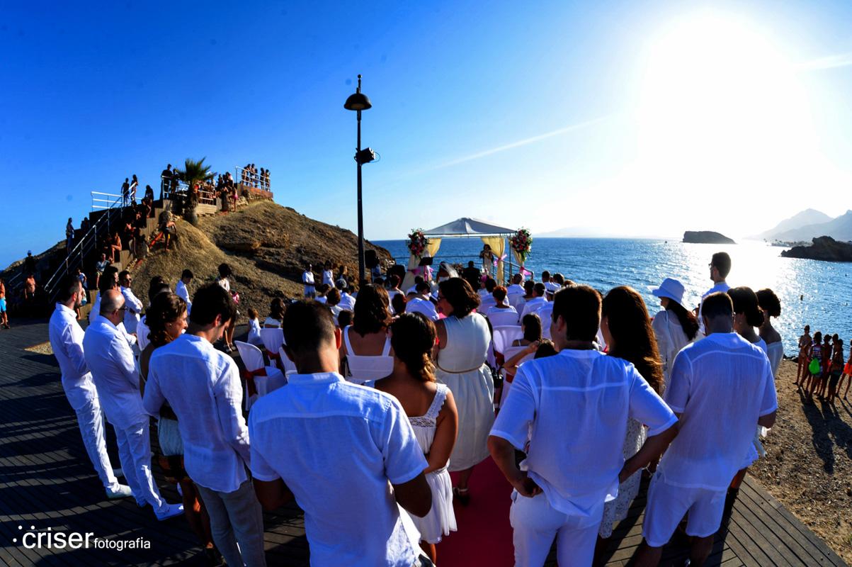 boda en la playa mazarron criserfotografia 38