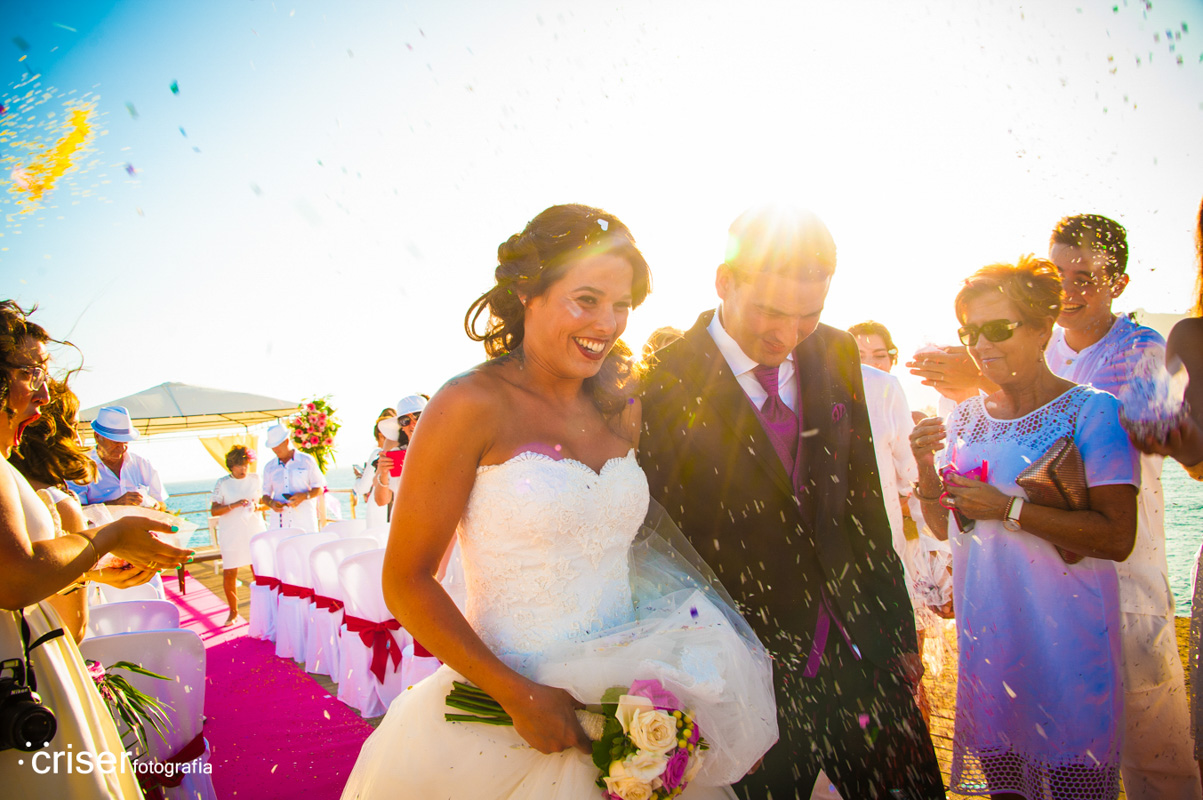 boda en la playa mazarron criserfotografia 41