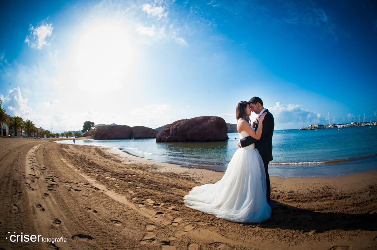boda en la playa mazarron criserfotografia 77