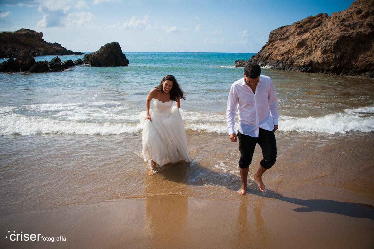 boda en la playa murcia mazarron