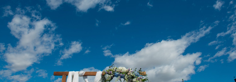 Boda en la playa+ Mazarron +Laura y Gregorio+ wedding planner Murcia
