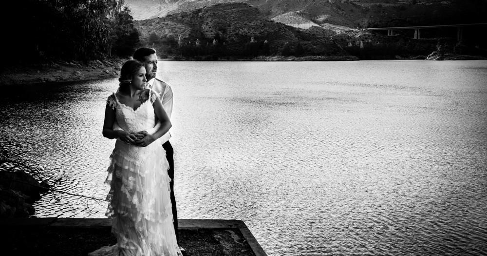 Fotógrafos de Bodas al aire libre en Murcia - María y Neil