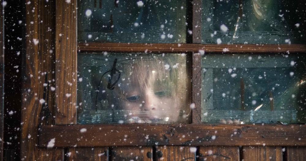 Fotografía de Niños: El Otoño llegó