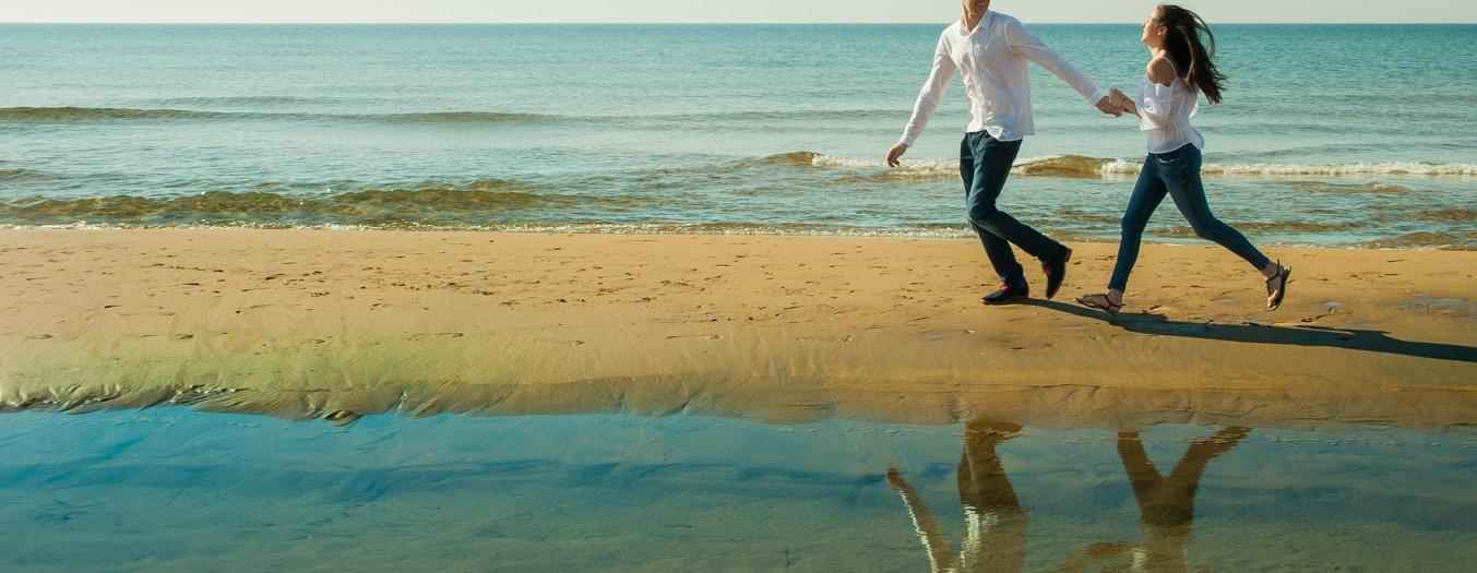 Preboda en la playa  Murcia Calblanque -Marta y Dani